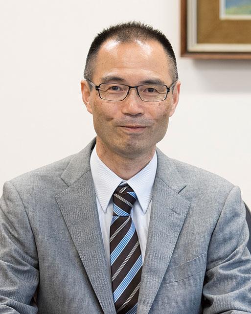 後藤知伸 工学部長