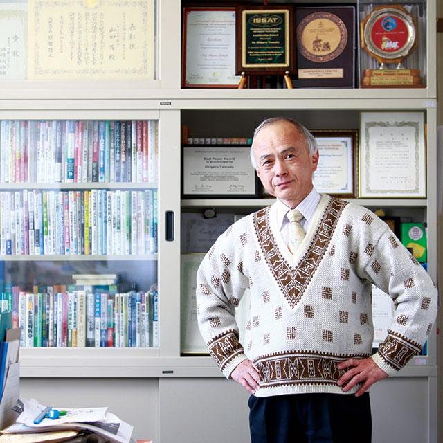 社会基盤工学専攻 教授 山田茂|...