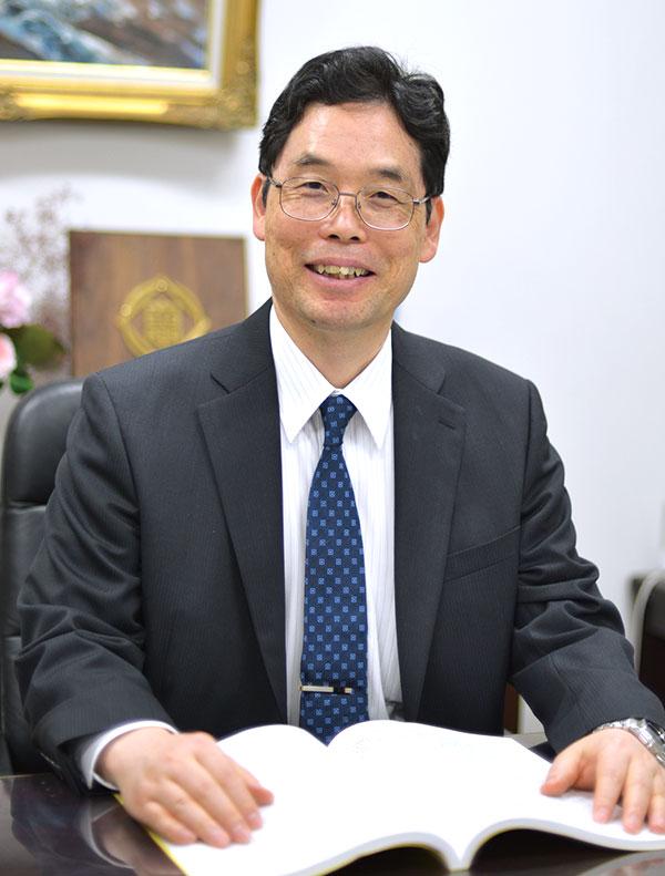 河田康志 工学部長